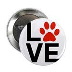 Love Dogs / Cats Pawprints 2.25