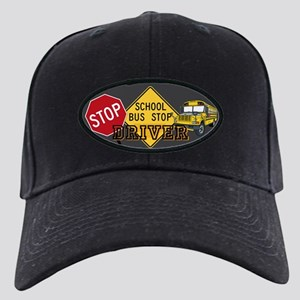 Driver Baseball Hat Black Cap