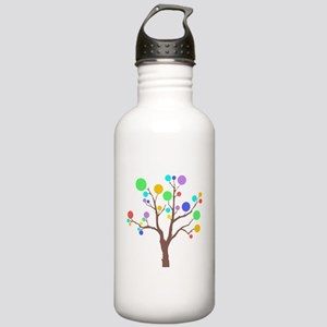 tree circles Stainless Water Bottle 1.0L