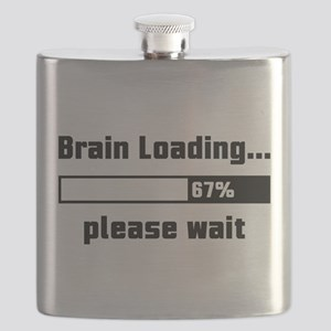 Brain Loading Flask