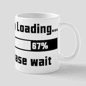 Brain Loading Mug