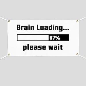 Brain Loading Banner