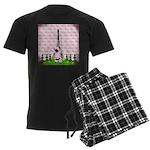 Vintage Pink Paris Pajamas