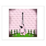 Vintage Pink Paris Posters
