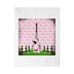 Vintage Pink Paris Twin Duvet