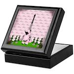 Vintage Pink Paris Keepsake Box