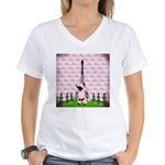 Vintage Pink Paris T-Shirt