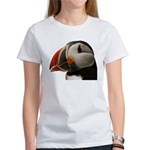 Puffin Portrait Women's T-Shirt