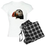 Puffin Portrait Women's Light Pajamas