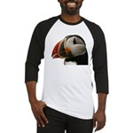 Puffin Portrait Baseball Jersey