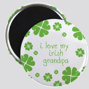 I Love My Irish Magnet