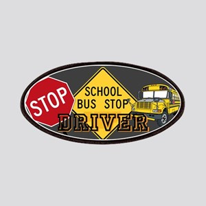 School bus stop Patch