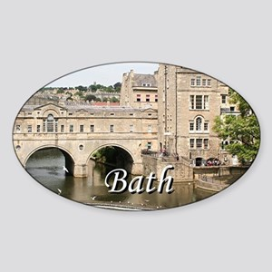 Pulteney Bridge, Avon River,Bath, England Sticker