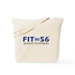 FITin56 Tote Bag