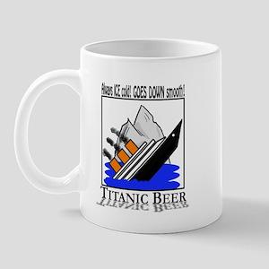 Titanic Beer Mug
