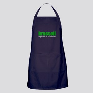 Broccoli Apron (dark)