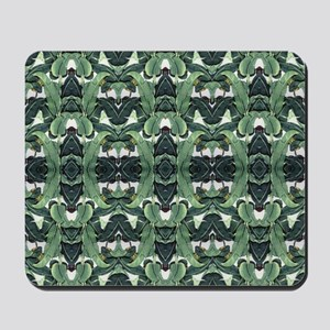 banana leaf Mousepad
