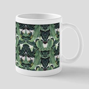 banana leaf Mugs