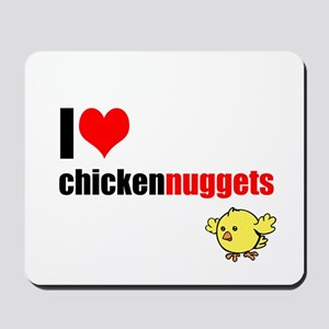 Chicken Nuggets Mousepad