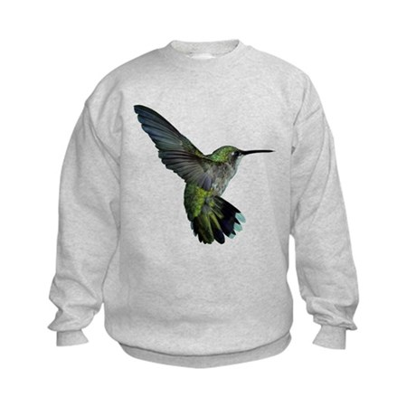 Humming bird - Kids Sweatshirt