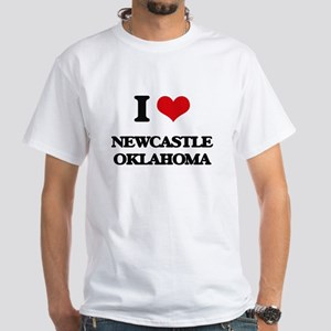 I love Newcastle Oklahoma T-Shirt