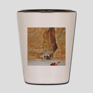 Petra 1991 Shot Glass