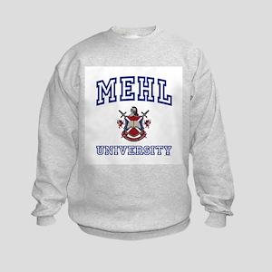 MEHL University Kids Sweatshirt