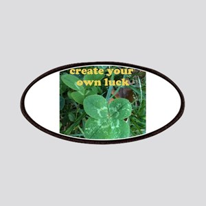 Create Your Own Luck Four Leaf Clover Patch