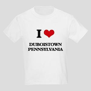 I love Duboistown Pennsylvania T-Shirt