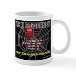 The Spidernet Mug Mugs
