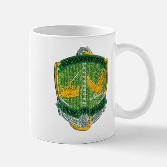 USS ROARK Mug