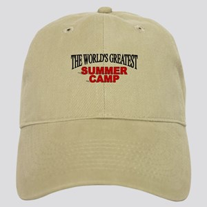 """The World's Greatest Summer Camp"" Cap"
