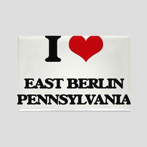 I love East Berlin Pennsylvania Magnets