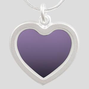 black purple ombre Necklaces