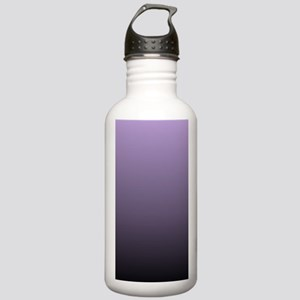 black purple ombre Stainless Water Bottle 1.0L