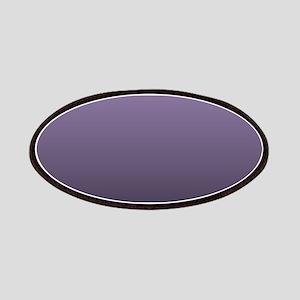 black purple ombre Patch