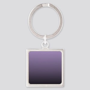 black purple ombre Keychains