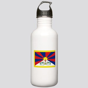 Tibet flag Stainless Water Bottle 1.0L