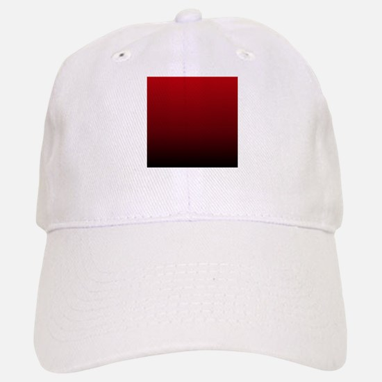 vampire red ombre Baseball Baseball Cap