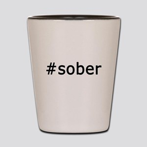 Sober Shot Glass