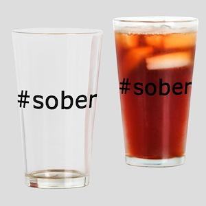 Sober Drinking Glass