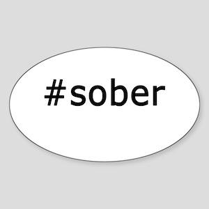 Sober Sticker