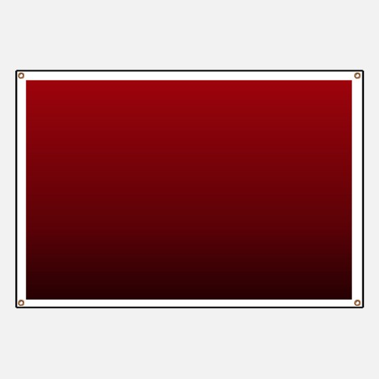 vampire red ombre Banner
