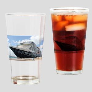 MS Nieuw Amsterdam Drinking Glass
