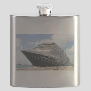MS Nieuw Amsterdam Flask