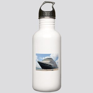 MS Nieuw Amsterdam Stainless Water Bottle 1.0L