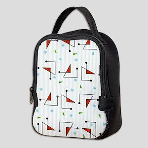 Retro Diodes Neoprene Lunch Bag