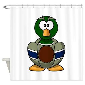 Wild Duck Shower Curtains