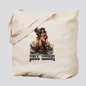 Hell Mary Tote Bag