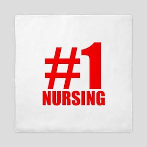 Number 1 Nursing Queen Duvet